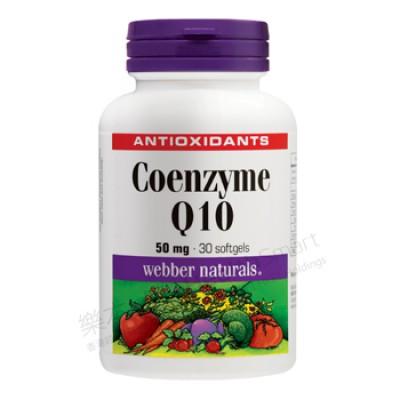 Webber naturals - Coenzyme Q10