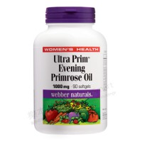 Webber naturals - Ultra Prim Evening Primrose Oil