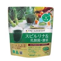 Superfood Spirulina Plus