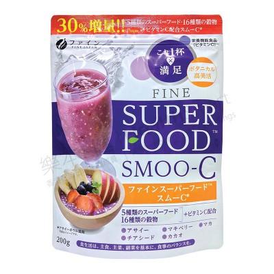 Fine Superfoods Smoo-C 200g