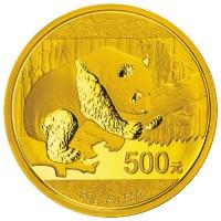 2016 30 Gram Chinese Gold Panda Coin