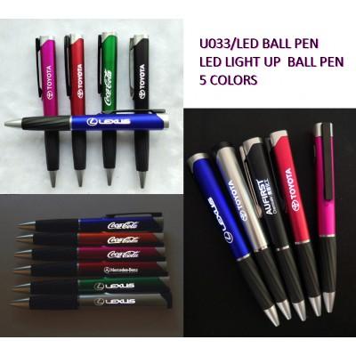 LED Light-up Ball Pen