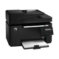 HP - HP Laserjet Pro personal black and white laser printer MFP